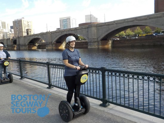 Boston Segway Tours: #Girls #day out? From #BackBay to #FaneuilHall, we've got you covered here in #Boston! A #Segway
