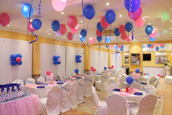 Birthday Party @ Eli France Cafe