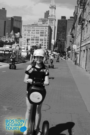 Boston Segway Tours: Let the good times roll w/ #tripadvisor's #1 tour in the city 😃 #Boston #Segway #Tours! www.bos