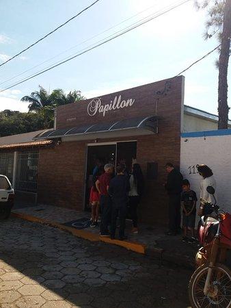 Restaurante Papillon: Restaurante Papilon