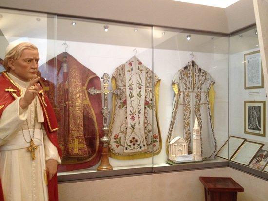 Tombolo, Италия: Museum display