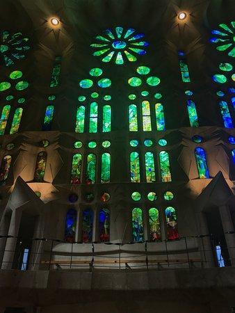ForeverBarcelona: Inside Sagrada Familia