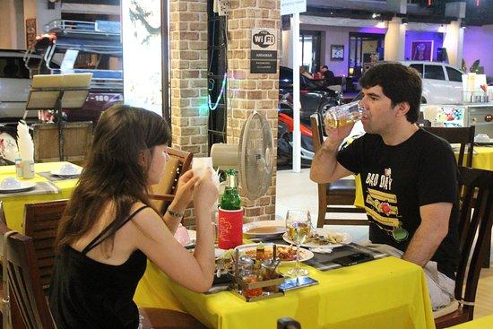 Andaman Aussie: Happy Customers