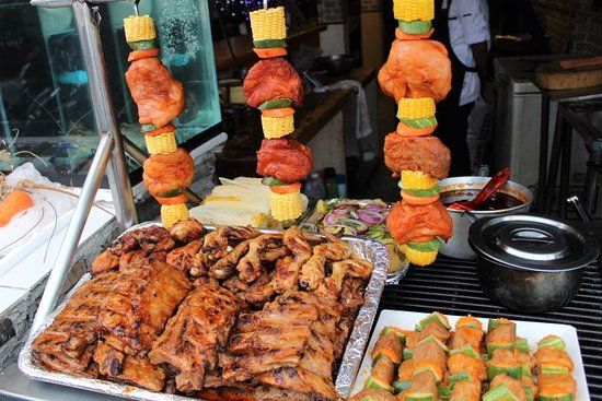 Andaman Aussie: Eat all you can BBQ Meat