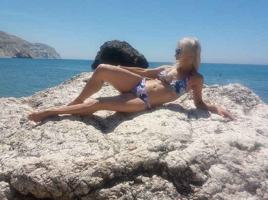 Afroditi Beach: Venus bearth place