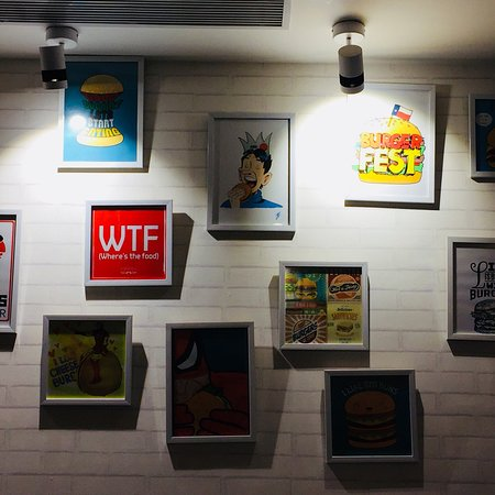 Bilde fra Wat-a-burger