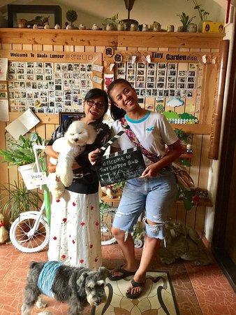 Tiny Garden Bed & Breakfast: Love from Bali