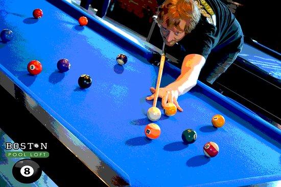 Boston Pool Loft
