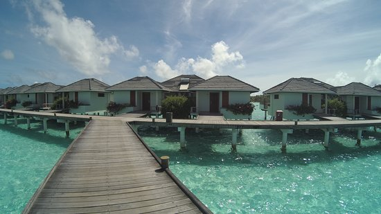 Nalaguraidhoo Island Foto