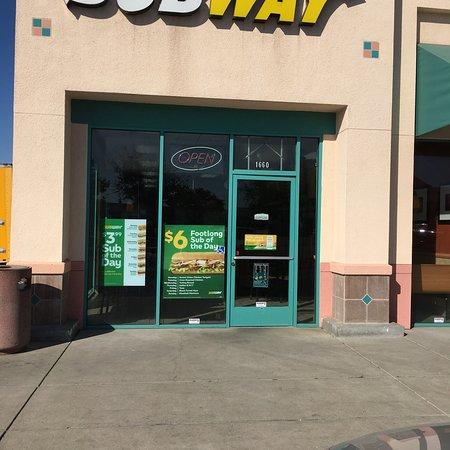 Turlock, CA: sub
