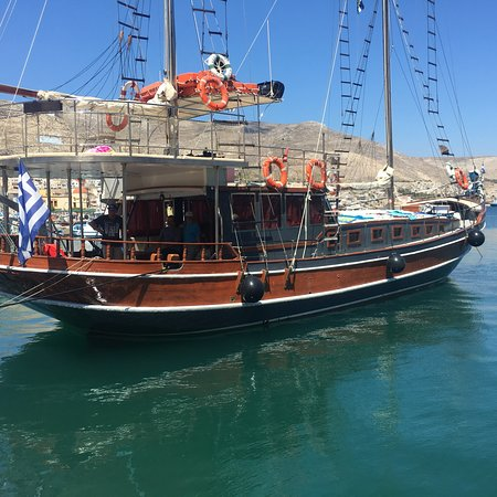 Katerina 3 Island Cruise