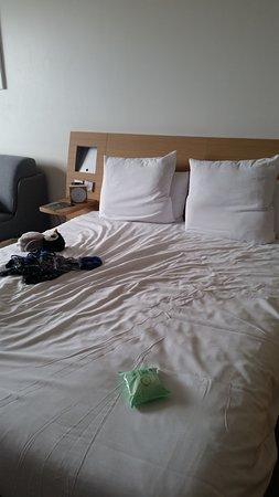 Novotel Paris Centre Tour Eiffel: Bed