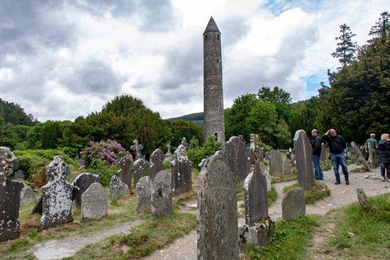 Kilkenny, Wicklow Mountains, Glendalough, Sheep Dog Trials, Day Trip from Dublin: Glendalough Monastic settlement