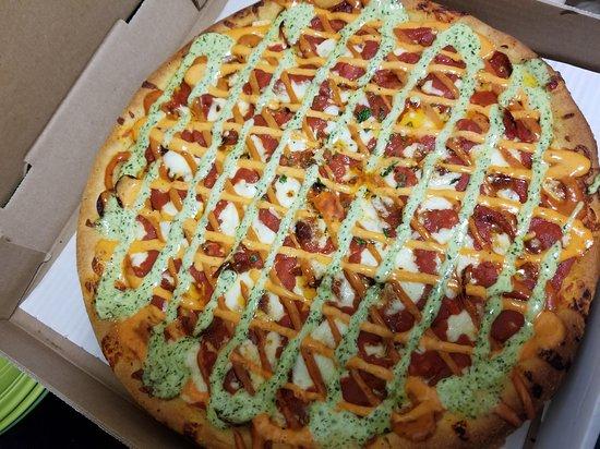 Mickey's Pizza Photo