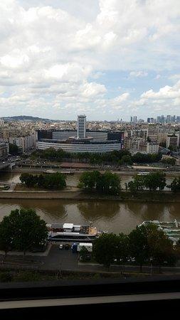 Novotel Paris Centre Tour Eiffel: view from room