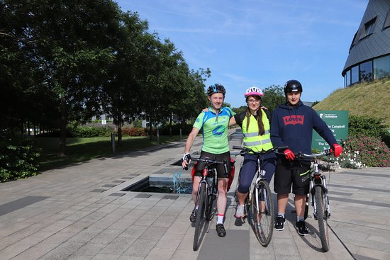 Nottingham Cycle Tours