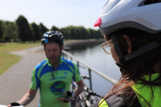 Nottingham Cycle Tours: .
