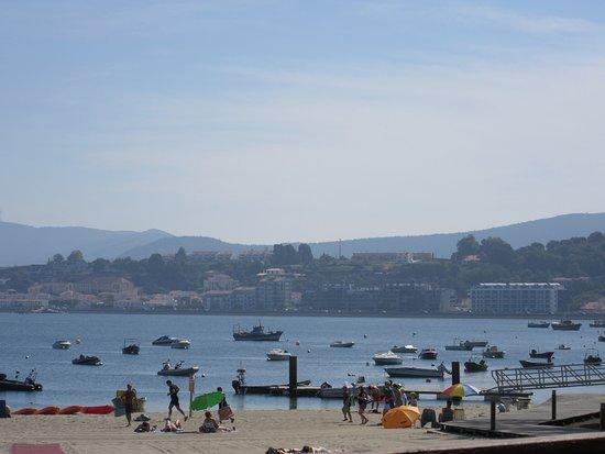 Caminha, Πορτογαλία: Praia Foz do Minho