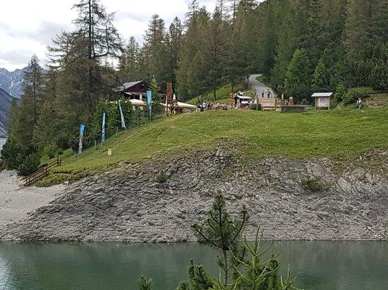 Ristoro Val Alpisella: Vista panoramica