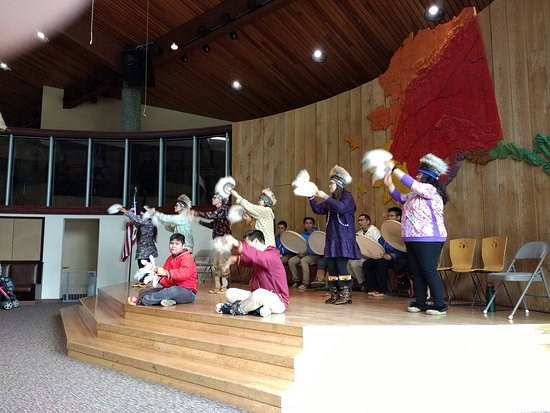 Alaska Native Heritage Center: Dance