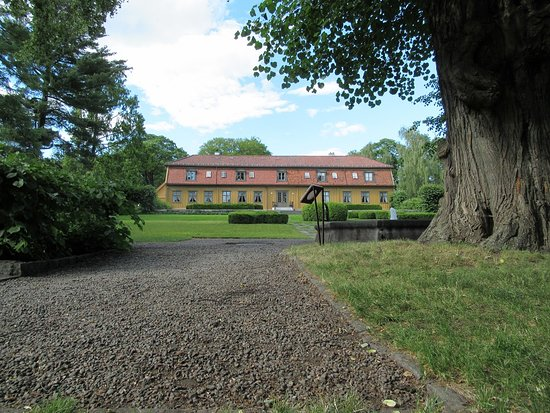 Botanical Gardens (Botanisk Hage og Museum): Istituto botanico