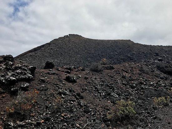Volcan Teneguia: Zadejte popis.
