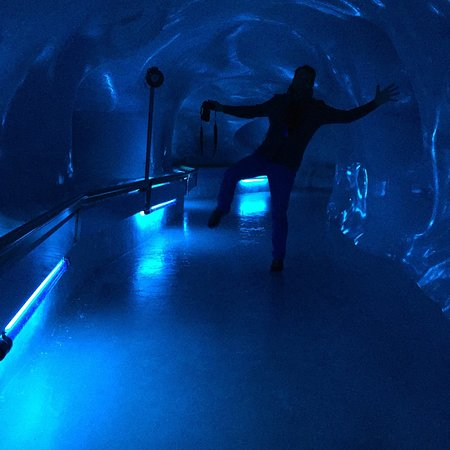 Mount Titlis: Gletscher - Grotte