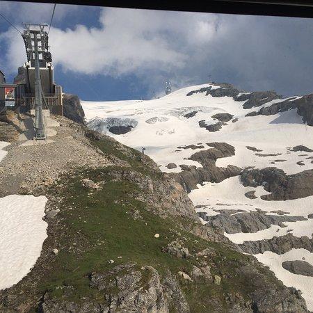 Mount Titlis: Fahrt auf den Titlis
