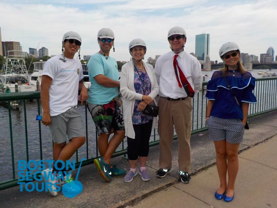 Boston Segway Tours: #Summer #Vacation is here! 😃 Gather your #friends & #family for good times at #Boston #Segway #