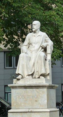 Robert-Koch Denkmal