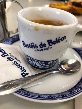 Bilde fra Pastéis de Belém