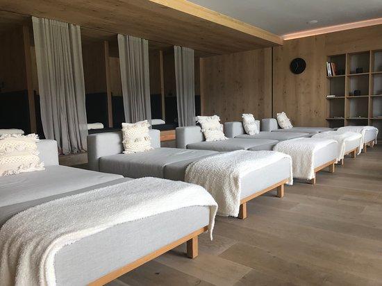Winklerhotel Winkler: Zona Relax SPA