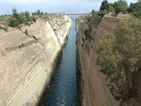 Elysium Travel: Canal de Corinthe