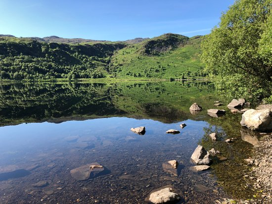 Craflwyn and Beddgelert: Only get these pics in the morning due to sun direction