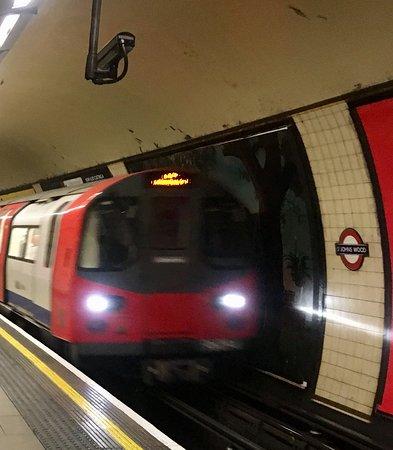 London Underground: Saint Johns Wood