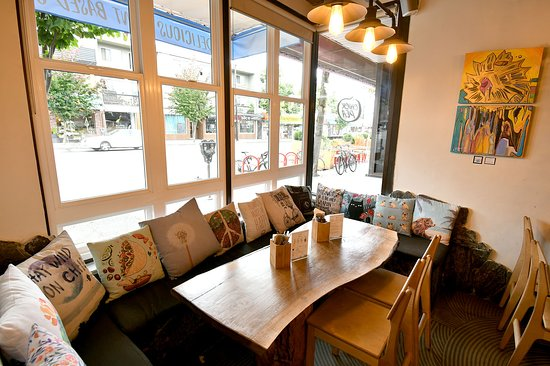 Chickpea Restaurant: The Zula= a place where you are happiest and relaxed.
