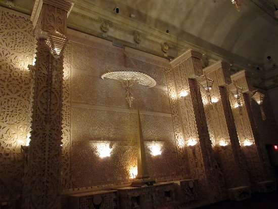 Renwick Gallery: Detail of the Temple