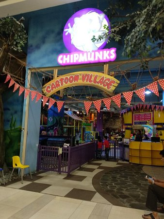 Chipmunks Playland