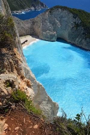To Navagio (The Shipwreck)照片