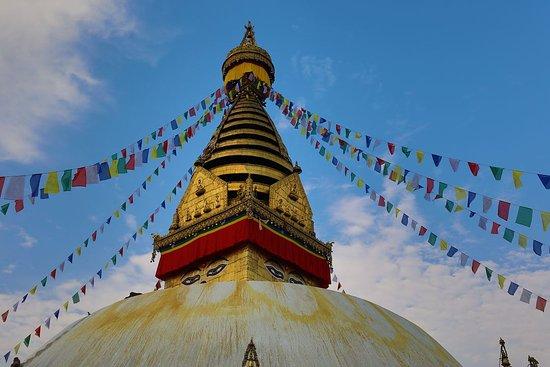 Good Vibe Adventure: Swayambhunath