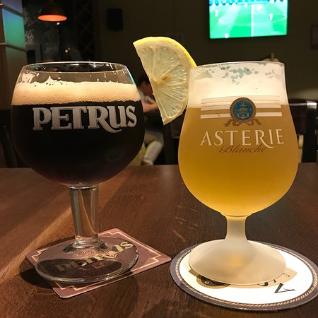 Элли Грин Паб: Petrus Aged Red, 300мл 260 руб. и Asterie Blanche, 300 мл 220 руб.