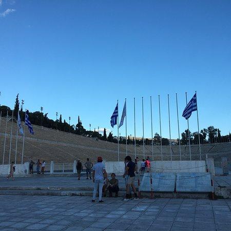Bilde fra Panathenaic Stadium