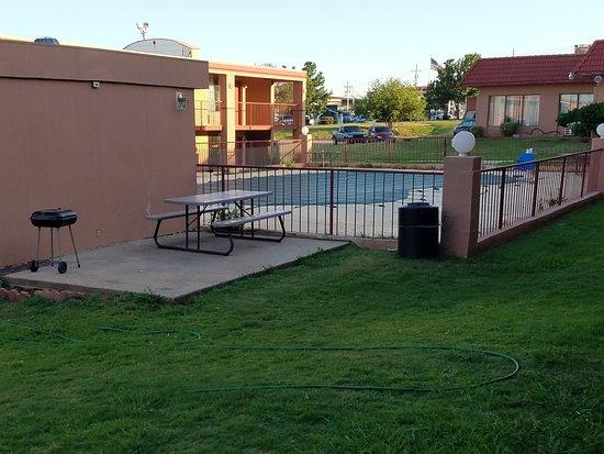 Chickasha, Οκλαχόμα: Pool (permanently closed)