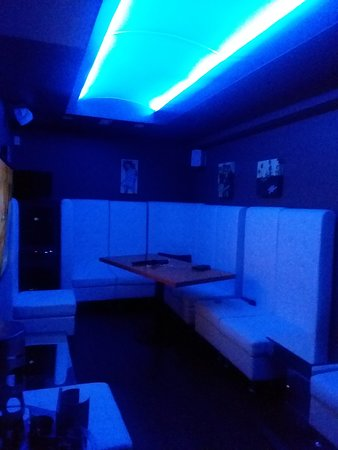 The Barra: Private Karaoke/VIP Room with Bottle Service