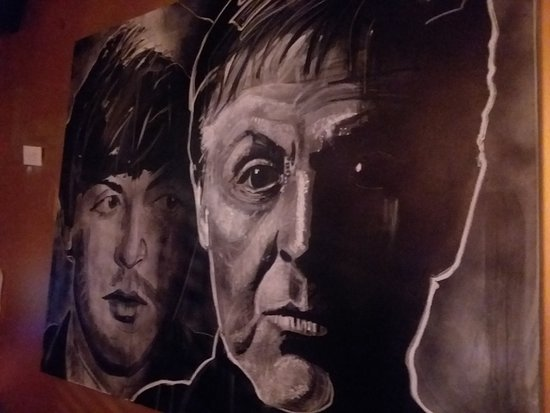 The Barra: Great Art work