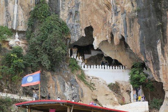 Pak Ou Caves和Kuang Si秋季一日游照片