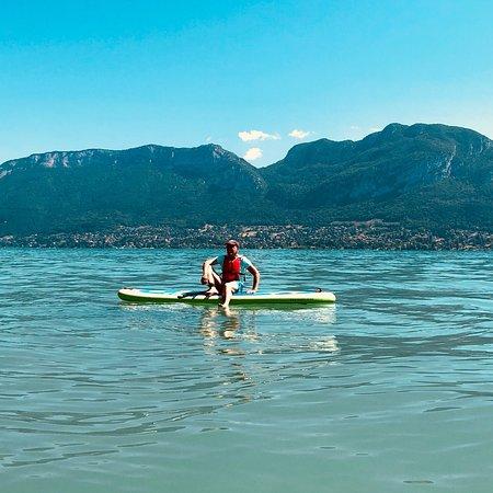 Le camp de base ideal pour le paddle