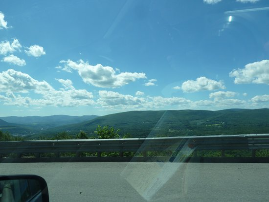 Massachusetts: Mohawk Trail