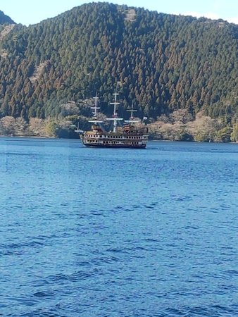 Valokuva: Mt Fuji, Hakone, Lake Ashi Cruise and Bullet Train Day Trip from Tokyo