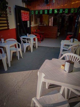 Bar do Vinicius: Exterior do bar.